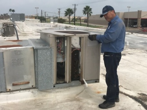 Commercial Air Conditioning, McAllen, TX